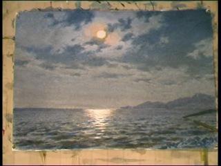 Сергей Андрияка - Лунная ночь на море_2
