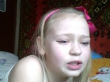 Девочке 11 лет, поёт как взрослая!