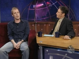 The Daily Show: Season 5, Episode 61Rhys Ifans (16 Nov. 2000).