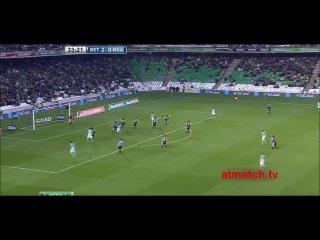 Ла Лига, 25 тур. Бетис 3:0 Малага.