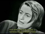 Ayn Rand interview with Mike Wallace 1959 (Айн Рэнд)