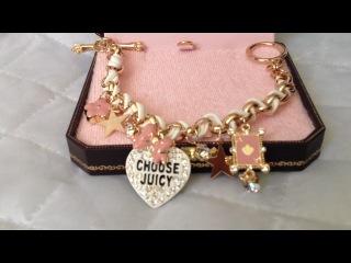 Браслет Juicy Couture. Заказ клиентки. Группа: http://vk.com/club20538000