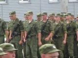 присяга в/ч 41659 г.Алейск 28.07.2013