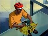 Человек-паук 1994 - 3 сезон 5 серия - Реактивный гонщик (Дубляж СТС)