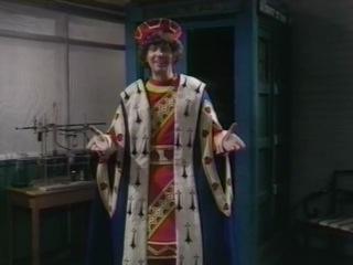 Doctor Who (classic) / Доктор Кто (классический) - Переодевания 4 Доктора.