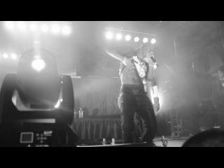 Ная и Биг Шон покидают вместе его концерт
