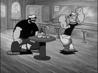Моряк Попай - Popeye the Sailor - 18 - We Aim to Please