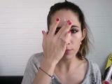 2ª parte maquillaje de Blanca Suárez en los Goya