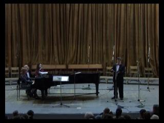 Песнь певца за сценой (из оперы Рафаэль) (Аренский, Крюков)