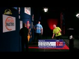 Michael van Gerwen vs Vincent van de Voort (Dutch Darts Masters 2013 First Round)