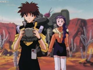 Крейсер Надэсико - Kidou Senkan Nadesico серия 6