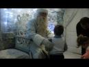 Морозик зарабатывает в Сказкином Доме у Деда Мороза на подарок в НГ 2014: