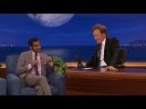 Conan (2012.04.05) — Aziz Ansari / Азиз Ансари на шоу Конана (rus sub)