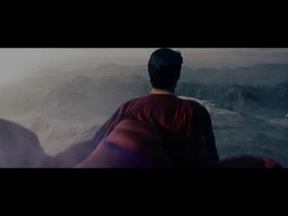 Третий трейлер фильма «Человек из стали»