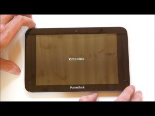 PocketBook SURFpad 2 - распаковка, предварительный обзор