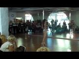 Нина Козлова, преподаватель студии Pole Dance. Номер