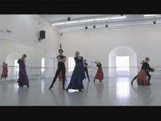 Цыганский танец. Академия русского балета им. А.Я. Вагановой. Хореография В. Романовского.
