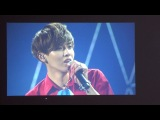 [FANCAM] 140411 EXO: Kris (talk) @ Greeting Party in Japan 'Hello'
