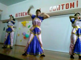 БМК індійський танець*