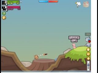 Вормикс: Я vs Максім (5 уровень)