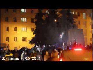 Ленинопад 2014. Украина
