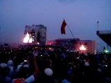 Мы на выступлении Rammstein