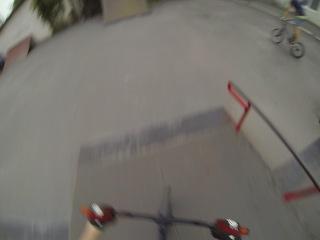 GoPro3 First Test