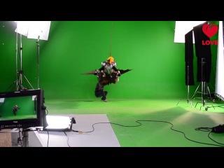 Съемки клипа Марсель Улыбается