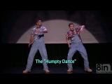 Уилл Смит и Джимми Фэллон - Эволюция Хип-Хоп танца / Jimmy Fallon & Will Smith : Evolution of Hip-Hop Dancing