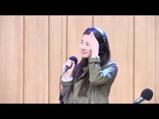 [281113] Suzy sings @ SBS Cultwo Show