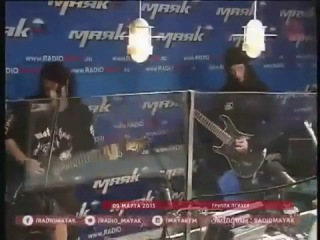 Психея -- Вода-Огонь @ Москва, Радио Маяк, 09.03.2013