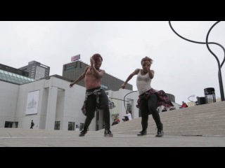 Jayane and kayliss _ french dancehall blazin twins in montreal canada