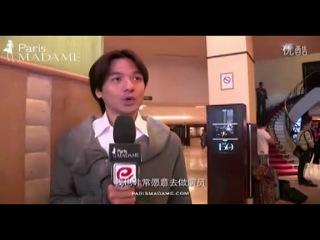 Stephen Fung, интервью