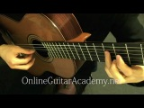 J.S. Bach - 'Gigue,' from the Partita for Lute in C Minor, BWV 997 (Guitar Transcription)