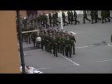 Сто дней до приказа. Президентский полк. 2013