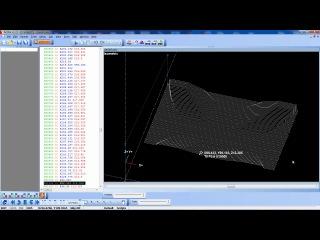 NCPLOT - Верификатор. Проверка управляющих программ для станков с ЧПУ
