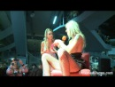 Стриптиз шоу 18+ - Пак 14, видео 13 ( Horny slut spreading her legs at the sex show )