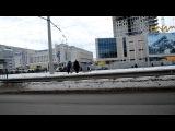 Как переходят дороги казанские бабушки