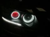 Hyundai Sonata NF LED tuning  - ....Установка ангельских глазок , подсветка[[149199343]]
