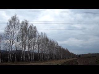 Наброс и КЗ на ВЛ - 110 кВ