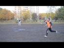 Невидимый гол Руслана Айнур классно его финтом положил) ЛФК Рапид - Смена 8:0 (13 октября 2013)