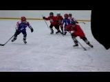 02.12.12 - товарищеский матч со СКА 2005 на нашем льду.