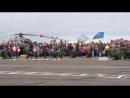 Показуха развед. роты 104 гв. ДШП. День ВВС. г. Псков 2012