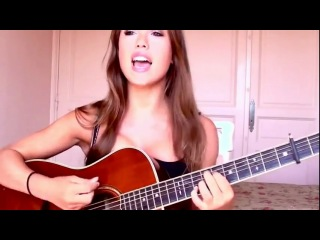 Purple Haze - Jimi Hendrix (cover) Jess Greenberg (Not Vine)