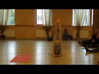 Артистик Йога. Moscov Yoga Open 26/10/13