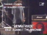 RAGE AGAINST THE MACHINE - Know Your Enemy (featuring Maynard from Tool), Bombtrack (live at Paradise Festival) (MTV 1993)