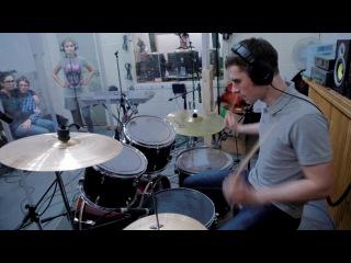 Запись в студии с Талисманом