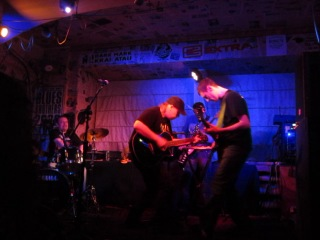 Воскресный рок-н-ролл в ТАССе. ХРом - Шизгара