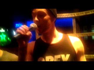 KReeD - ??? (ЧеК Prod.) Live (краснодар 1.05.13)