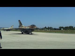 Israeli air force f16